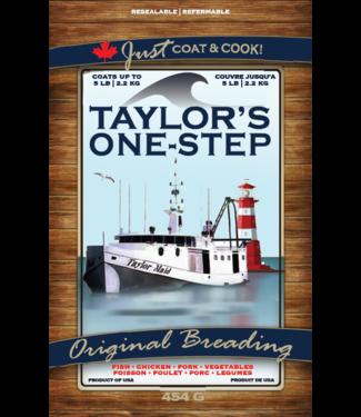 TAYLOR FISH COMPANY One Step Breading