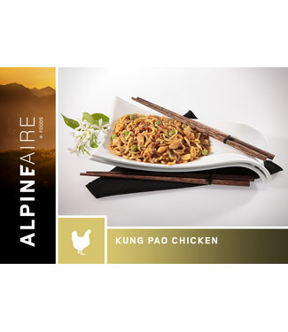 ALPINE AIRE KUNG PAO CHICKEN
