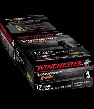 WINCHESTER Varmint HV 17HMR 17GR Poly Tip [2550 FPS]