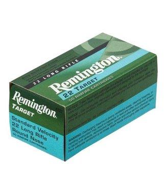 REMINGTON Target Standard Velocity 22LR 40GR LRN [1150 FPS]