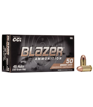 BLAZER Blazer Brass 45ACP 230GR FMJ