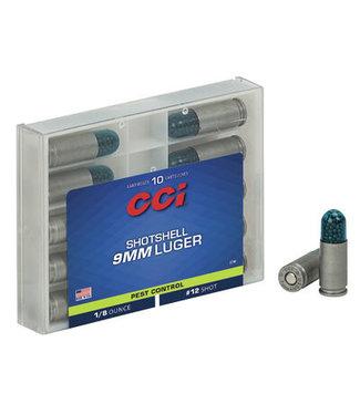 CCI Shotshell 9mm #12 SHOT [1450FPS]