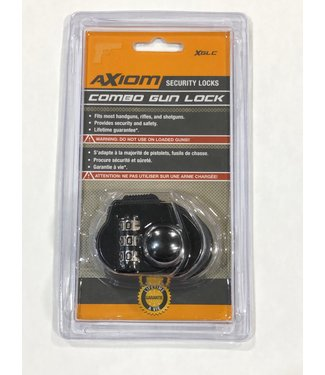 AXIOM Axiom Combo Gun Lock [XGLC]