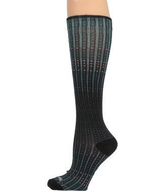 SMARTWOOL Women's Compression Virtual Voyager Print OTC Socks