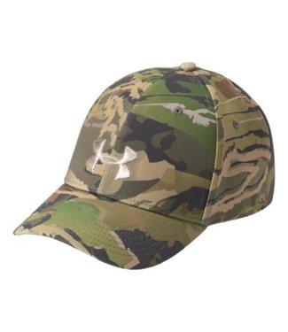 Women's Camo Snapback hat