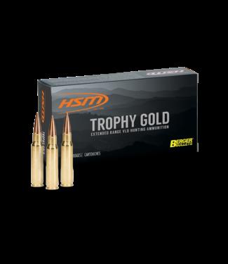 hsm Trophy Gold 300WSM 185GR Berger HPBT Hunting VLD