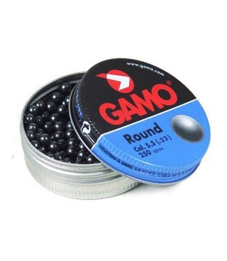 GAMO Round Fun Training 22CAL Pellet [250-Count]