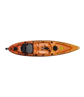 Riot Mako 12 Kayak with Impulse Drive