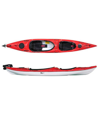 RIOT RIOT INTRIGUE TANDEM RED/WHITE