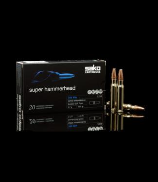SAKO Super Hammerhead 30-06SPRG 180GR Bonded Soft Point