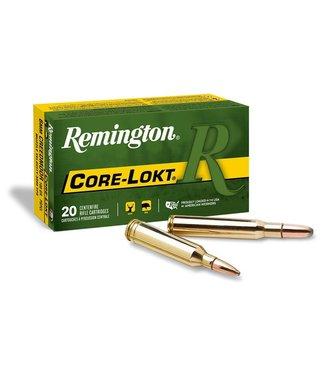 REMINGTON Core-Lokt 30-06SPRG 220GR SP