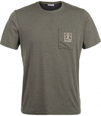 COLUMBIA Outdoor Elements - Men's Pocket T-Shirt