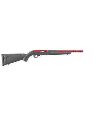 "RUGER 10/22 Takedown Lite Red 22LR 16.12"" BBL"