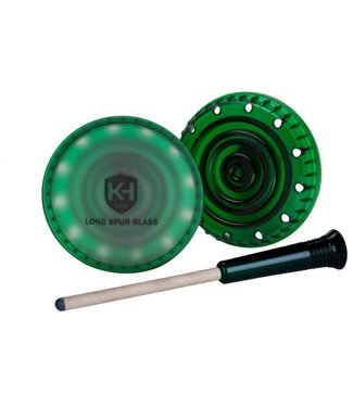 KNIGHT & HALE GAME CALL KNIGHT & HALE Long Spur Glass Pot Turkey Call