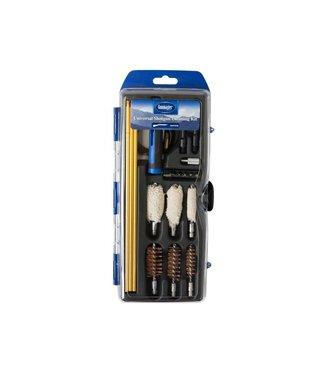 DAC TECHNOLOGIES Gunmaster 21pc Universal Hybrid Shotgun Cleaning Kit with 6 Piece Driver Set