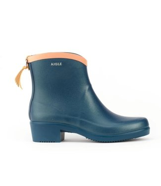 AIGLE Miss Juliette Rubber Ankle Boots