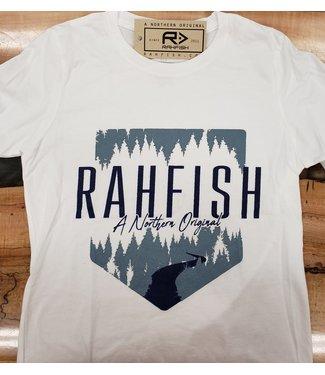 RAHFISH WOMEN'S  WINTER PINES TEE