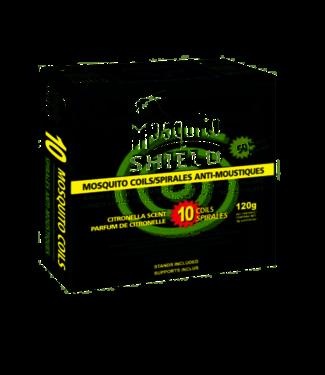MOSQUITO SHIELD MOSQUITO COILS -BOX