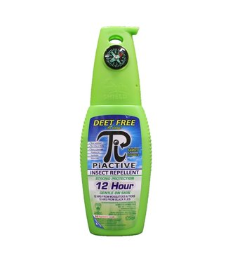 PIACTIVE INSECT REPELLENT REGULAR FORMULA – PUMP SPRAY 175ml