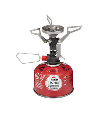 MSR CAMPING SUPPLIES PocketRocket® Deluxe Stove