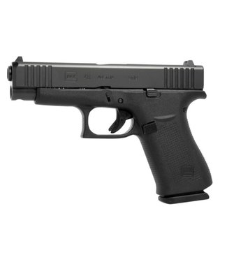 "GLOCK 48 9MM Black Fixed Sights 4.20"" BBL"