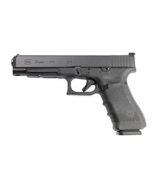 "GLOCK 34 GEN-4 9mm Black Adjustable Sights 5"" BBL"