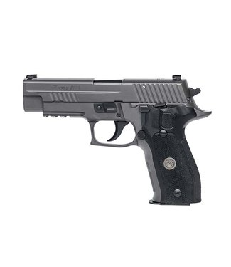 """P226 Legion SAO (Single Action Only) 9MM 4.4"""" BBL"""