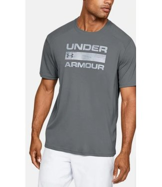 UNDER ARMOUR UA Iso-Chill Stacked tee