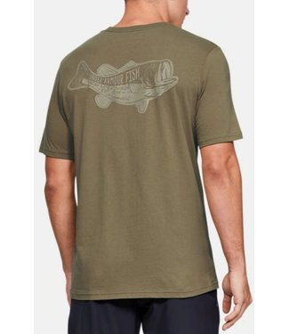 UNDER ARMOUR Men's UA Freshwater Division T-Shirt