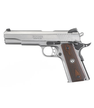 """RUGER SR1911 Full-size 45ACP 5"""" BBL"""