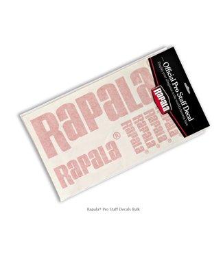 RAPALA Pro Staff Decals