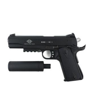 """GSG 1911-22 Tactical 22LR 5"""" BBL"""