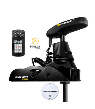 "MINNKOTA Ulterra 80LB 60"" Shaft US2 / i-Pilot Link / Bluetooth"