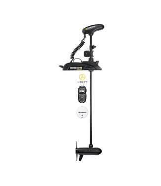 "MINNKOTA Terrova 80LB 60"" i-Pilot / Bluetooth [No Foot Pedal]"