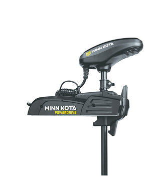 "MINNKOTA PowerDrive 55LB 54"" Shaft Bluetooth"