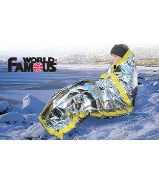WORLD FAMOUS SALES EMERGENCY BAG 82'X36'