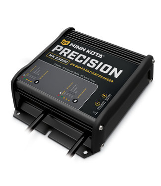MINNKOTA MK-230PC 2-Bank 15 amps On-Board Precision Charger