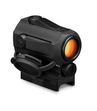 SPARC AR Red Dot 2 MOA Bright Red Dot AAA Battery