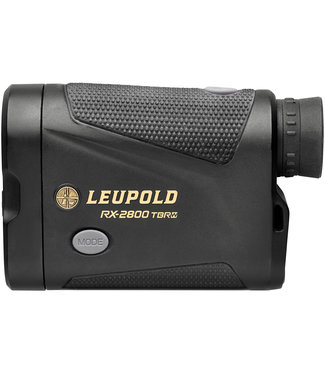 LEUPOLD RX-2800 TBR/W Alpha IQ digital Range Finder