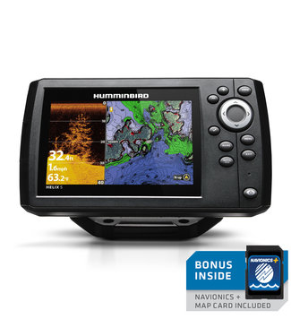 HUMMINBIRD HELIX 5 CHIRP DI GPS G2 NAV+