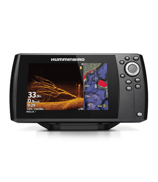 HUMMINBIRD HELIX 7 CHIRP MEGA DI GPS G3N NAV+