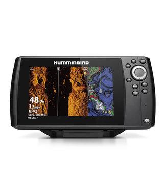 HUMMINBIRD HELIX 7 CHIRP MEGA SI GPS G3N NAV+