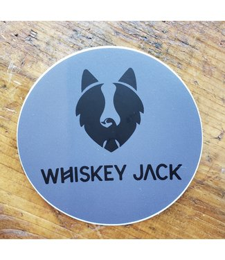WHISKEY JACK WHISKEY JACK STICKER