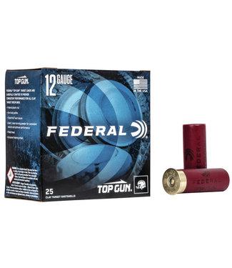 """FEDERAL AMMO Top Gun 12GA 2.75"""" 1 1/8OZ #7.5 [1145 FPS]"""