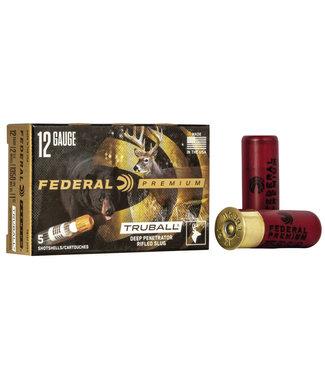 "FEDERAL TruBall Deep Penetrator Rifled Slug 12GA 2.75"" 1OZ Truball Deep Penetrator Rifled Slug"