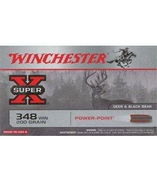 WINCHESTER Super-X Silvertip 348WIN 200GR Silvertip