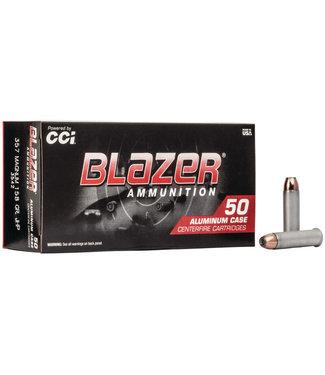 BLAZER Blazer Aluminum 357 MAG 158GR JHP
