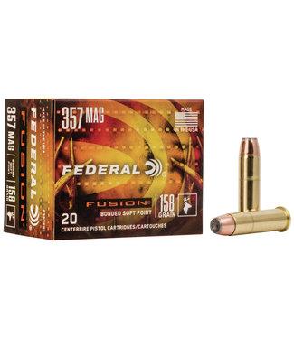 FUSION Handgun 357MAG 158GR JHP