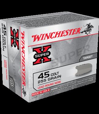 WINCHESTER Super-X Target 45COLT 255GR LRN