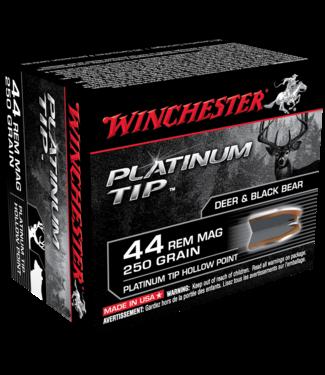 WINCHESTER Supereme Platinum Tip 44REM 250GR PTHP